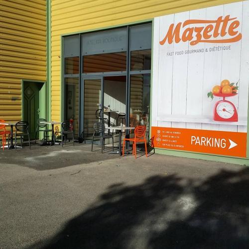 Mazette Saint Aunès restaurant