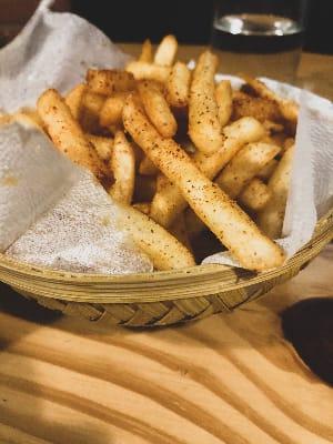 recette frites de panais