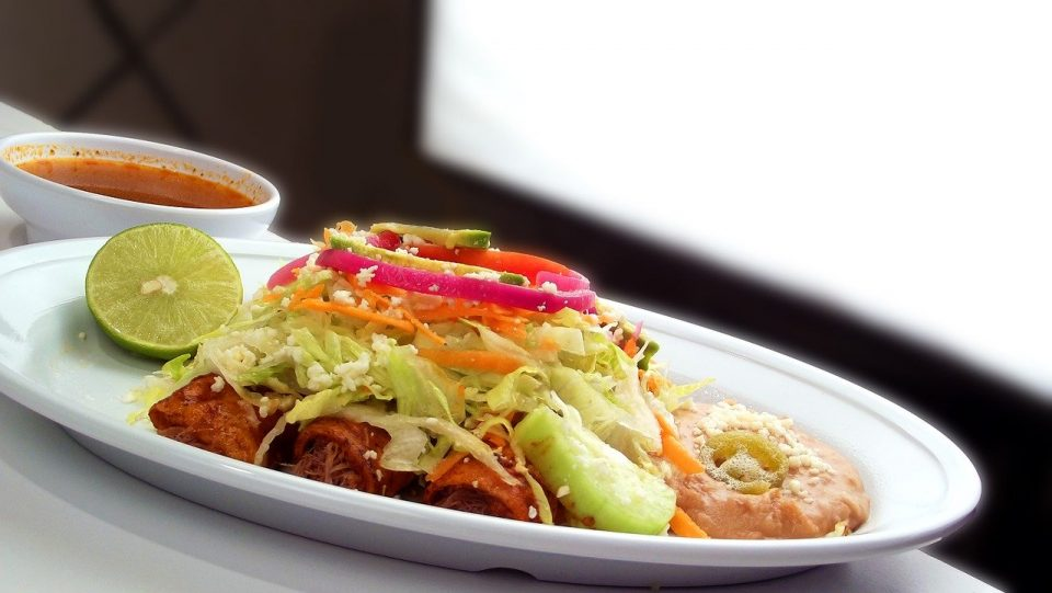 recettes mexicaines typiques