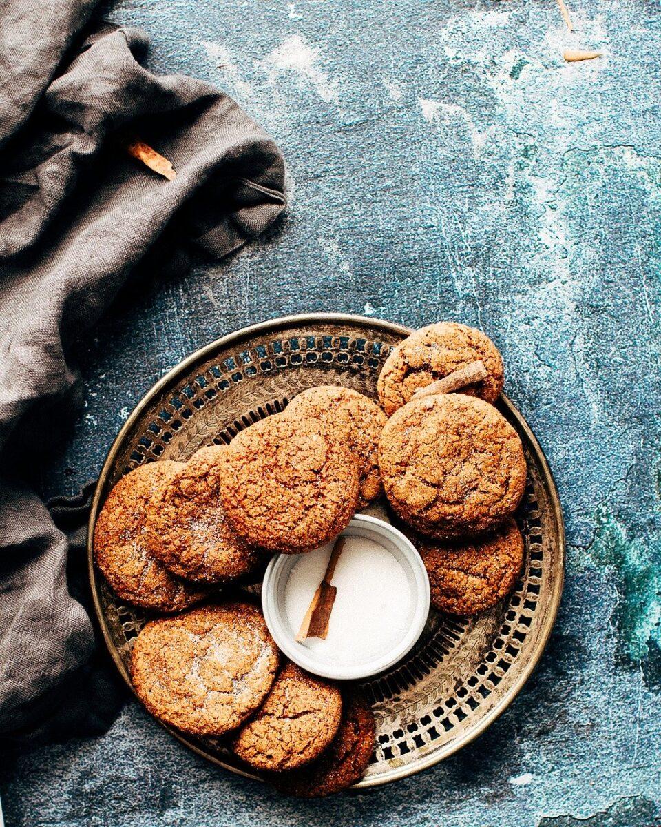 cookies, dessert, food